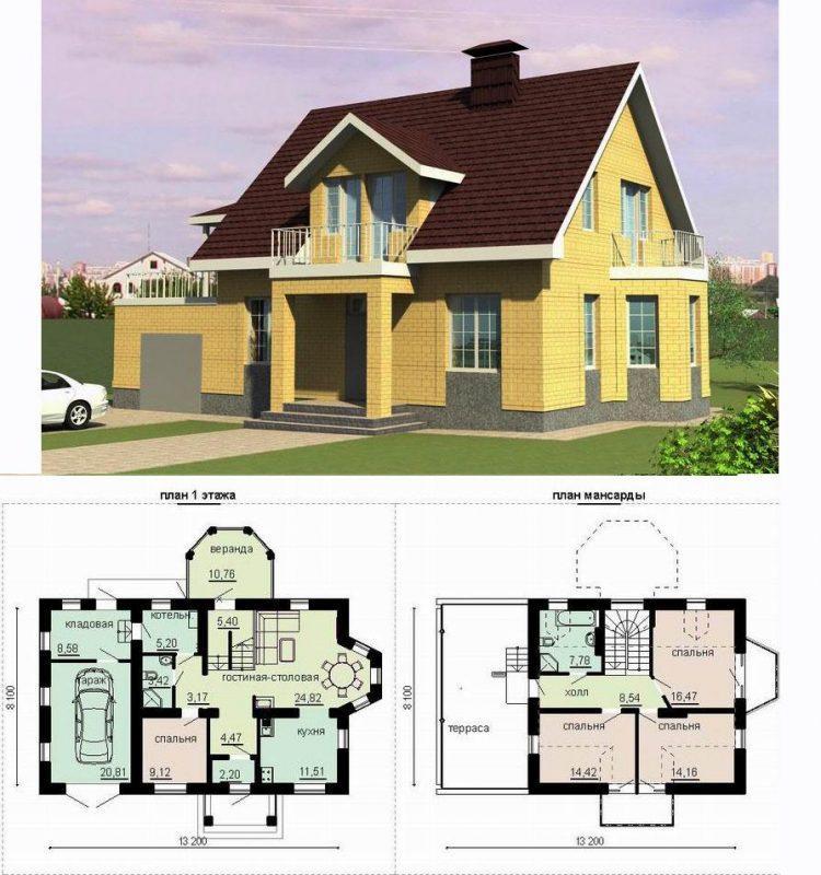 Строительство домов и коттеджей в Тюмени под ключ