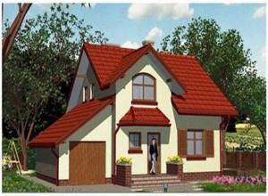 Проект польский дом