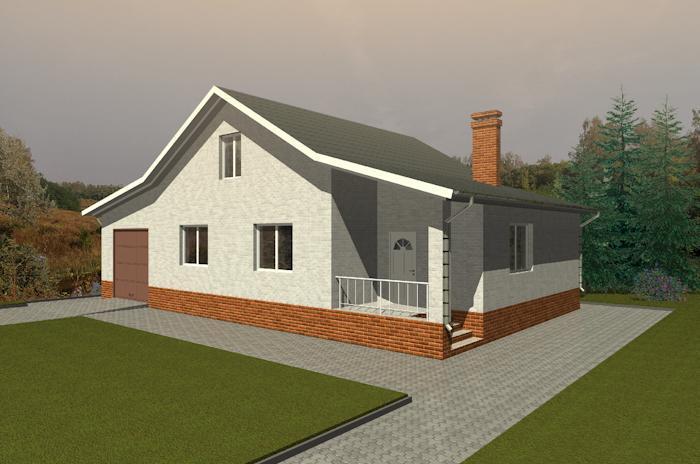 Типовые проекты домов и коттеджей Готовые проекты частных