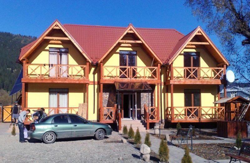 проект мини-отеля