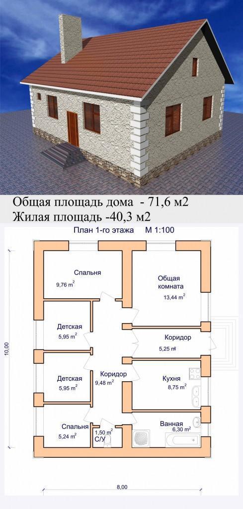 дом 71