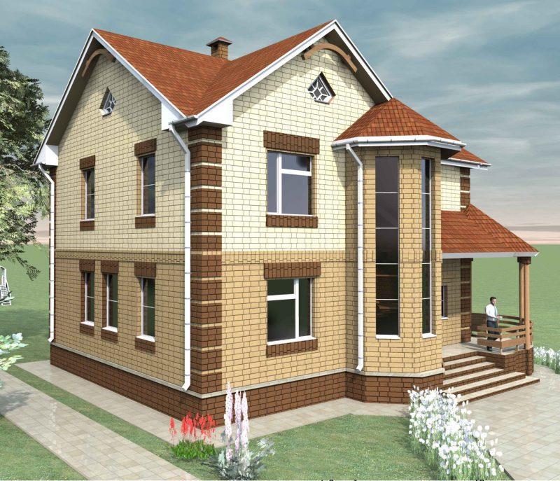 проект дома семейный