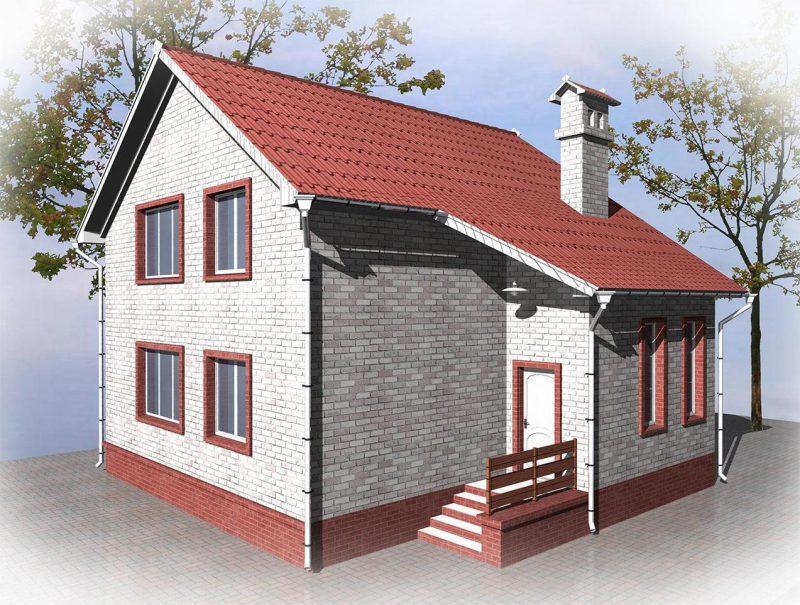 Проект недорого дома