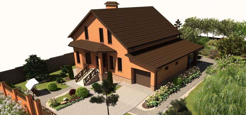 Koliko je končan hišni projekt
