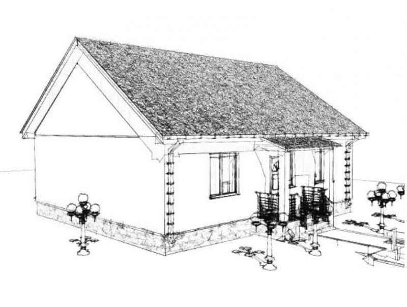 Проект бюджетного дома