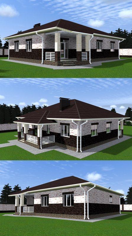 Планировка коттеджей (120 фото, готовые проекты домов)
